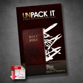UnPack It - Digital Edition